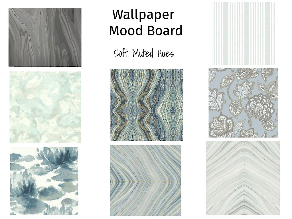 Basic Virtual Interior Design Wallpaper Mood Board