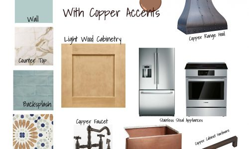 Top Advanced Virtual Interior Design Kitchen with Copper